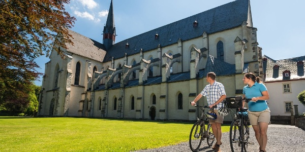 Kloster Marienstatt, Nister-Radweg