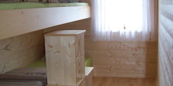 Die Zimmer am Hochweißsteinhaus