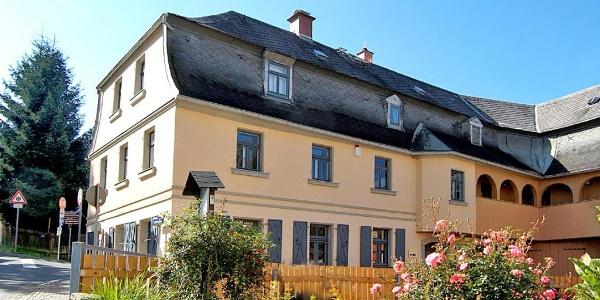 Gerber-Hans-Haus mit Tourist-Info