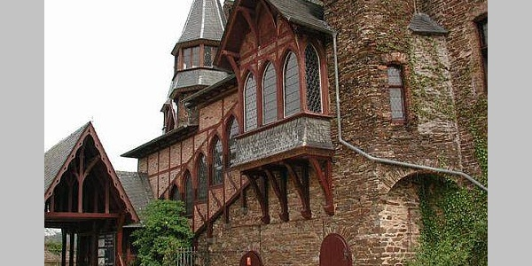 Reichsburg - Detail