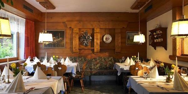 Restaurant im Hotel Montabella