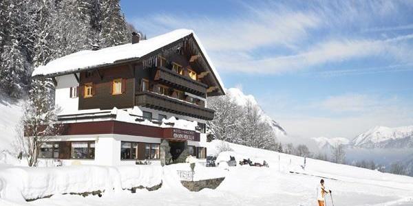 Hotel Montabella Winter