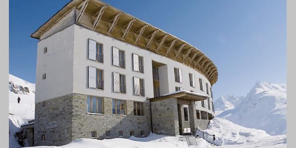 Silvretta-Haus