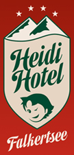 Logó Heidi-Hotel Falkertsee