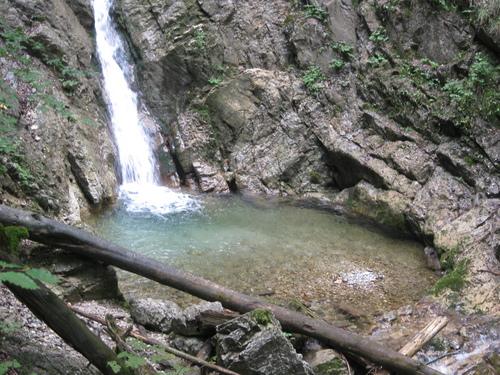 Talgraben-Wasserfall