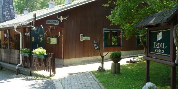Troll Schänke in Rodewisch