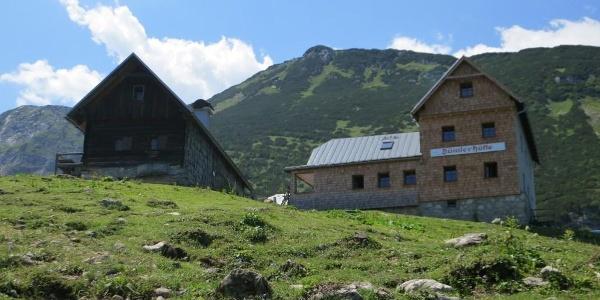 Dümmlerhütte (1495m)