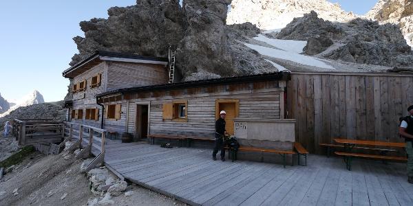 Grasleitenpasshütte (2599 m)