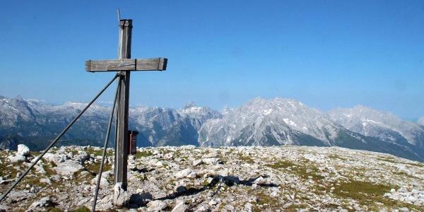 Gipfelkreuz Hohe Brett