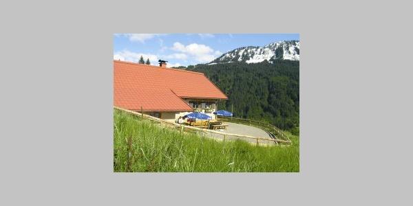Alpe Hinter der Enge