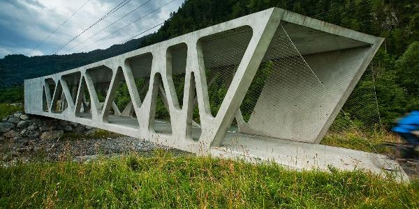 Alfenz bridge, Lorüns
