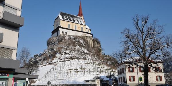 Rankweil, Pfarrkirche Unsere Liebe Frau Mariä Heimsuchung