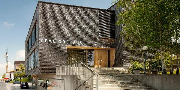 Gemeindehaus Sulzberg