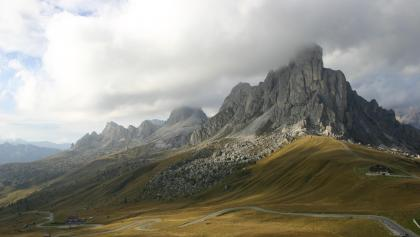 Giaupass in den Dolomiten