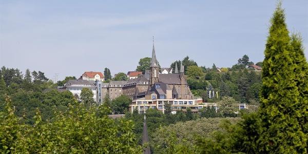 Blick auf den Klosterberg