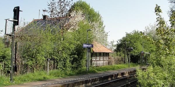 Bahnhof Kreuzweingarten