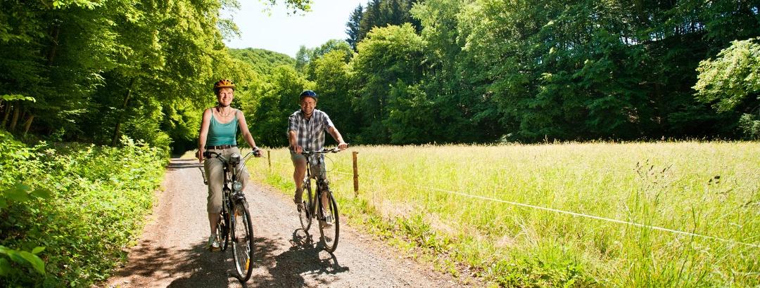 Radrundweg Puderbacher Land - Radtour Westerwald