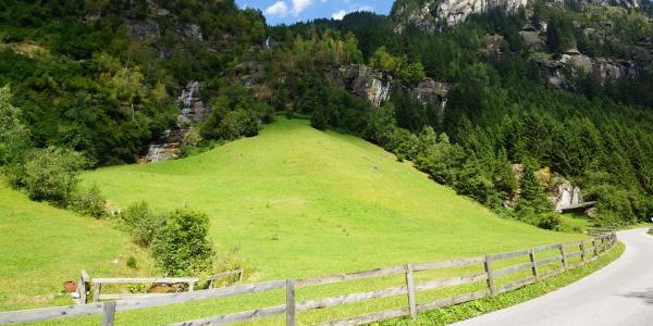 Blick aus Tal