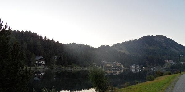 Der Turracher See am Morgen