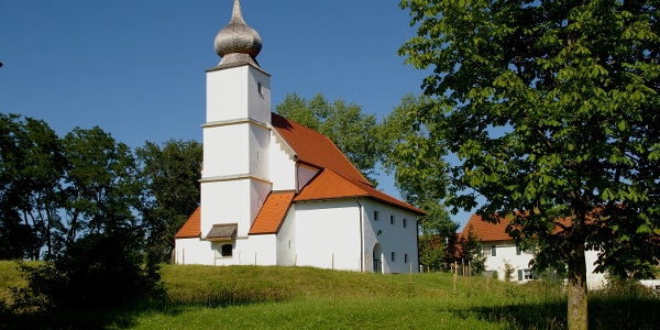 Kirche Steinbrünning
