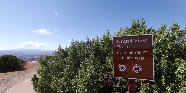 Grand View Point Trail