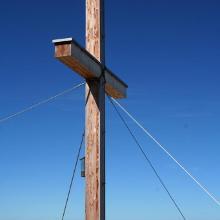 Gipfelkreuz Widderstein