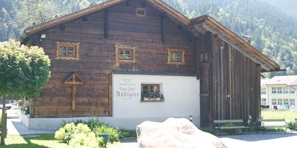 Bischof Rudigier Geburtshaus