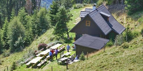 Top of Übelbach