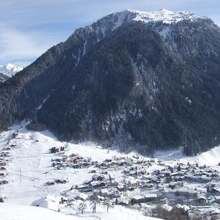 Winterwandern in Gaschurn