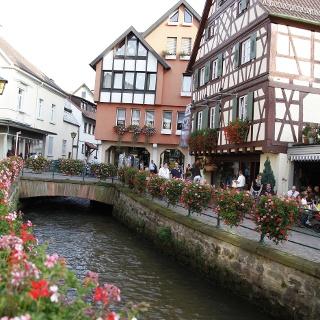 Bachanlage Oberkirch