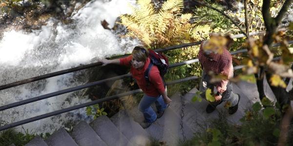 Wasserfälle Allerheiligen