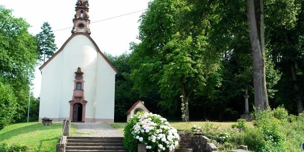 """Wallfahrtskapelle """"St. Wendelin"""""""