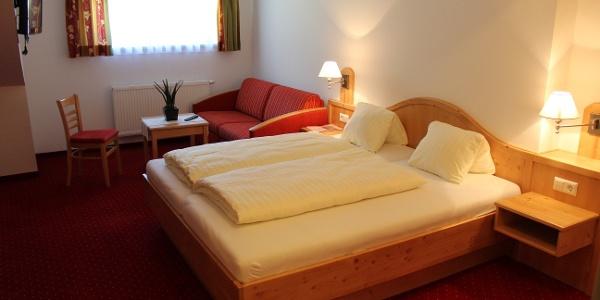 Doppelzimmer am Wiesmeyerhaus