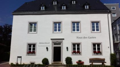 Tourist Information im Abteihof in Bollendorf