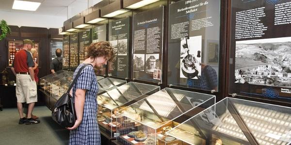 Uhrenmuseum Glashütte
