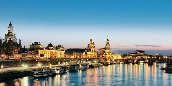 Silhouette Dresden