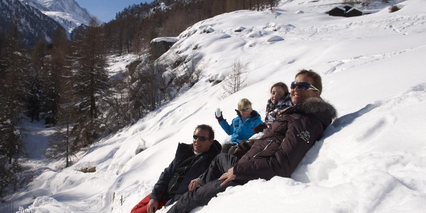 Winter fun with the whole family