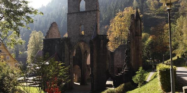 Die Klosterruine Allerheiligen
