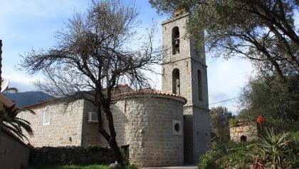 Die Kirche Saint-Joseph in Muratello