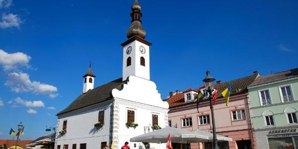 Rathaus Gmünd