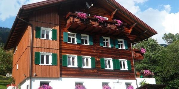 Haus Silke im Sommer