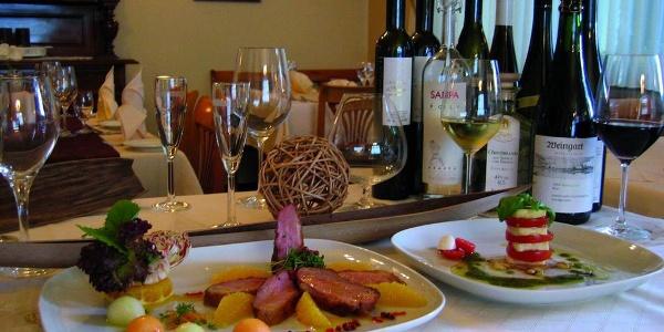 Hotel Restaurant Bock Lahnstein Speisen
