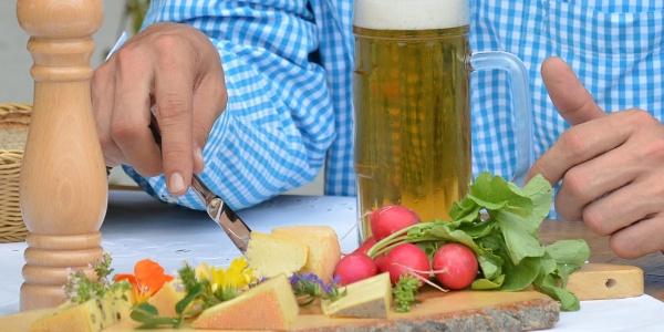 Kräuterküche und Käsegenuss