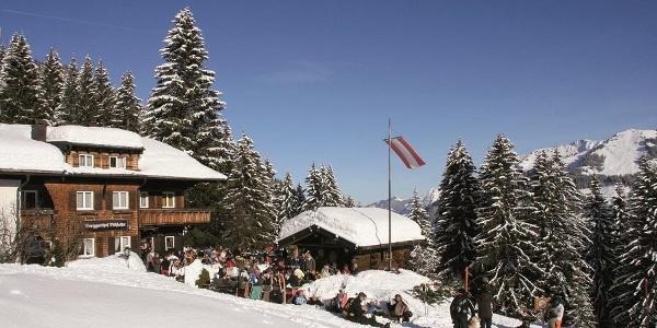 Bühlalpe Winter