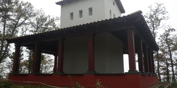 Römisches Bergheiligtum auf dem Calmont