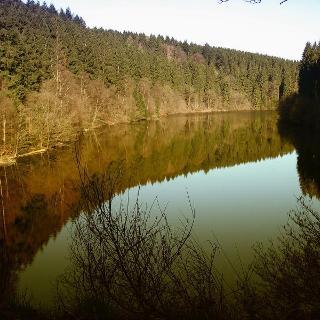 Perlenbach-Talsperre