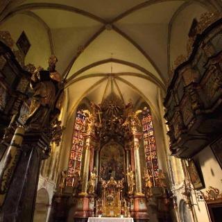 Wallfahrtskirche St. Erhard