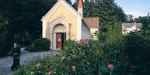 Wallfahrtskirche Maria Fieberbründl