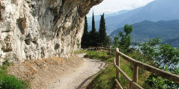 The Ponale Path