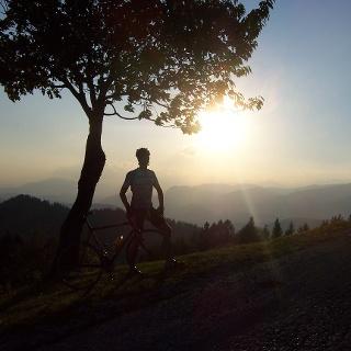 Radfahren im Alpe-Adria Raum